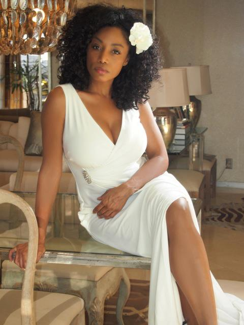 Karyn White At Home