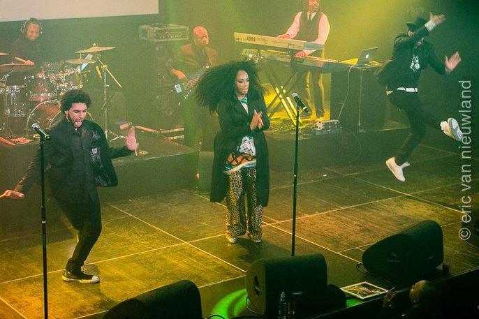 Photo 2 - Shalamar Reloaded-Live - by Eric Van Nieuwland